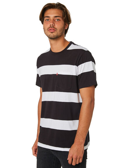 BOINK STRIPE MENS CLOTHING LEVI'S TEES - 29813-0078