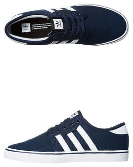 NAVY WHITE BLACK MENS FOOTWEAR ADIDAS ORIGINALS SNEAKERS - AQ8530NVY