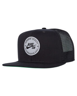 BLACK PINE MENS ACCESSORIES NIKE HEADWEAR - 925293-010