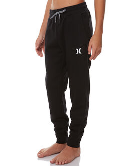 BLACK KIDS BOYS HURLEY PANTS - ABPTBCBP00A