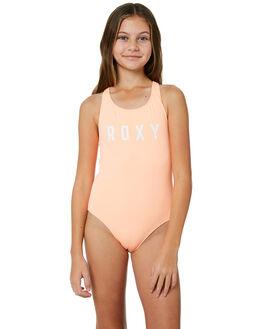 SOUFFLE KIDS GIRLS ROXY SWIMWEAR - ERGX103042MFG0