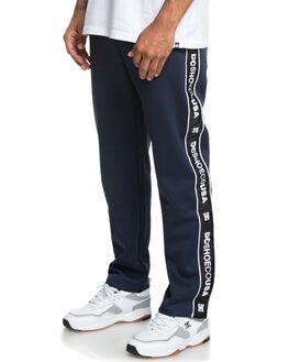 BLACK IRIS MENS CLOTHING DC SHOES PANTS - EDYFB03051BTL0