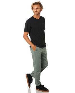 CLAY GREEN MENS CLOTHING HURLEY PANTS - 942779365
