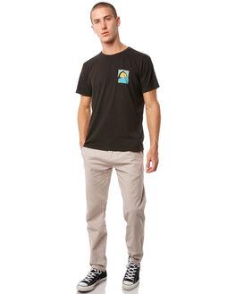 CLOUD GREY MENS CLOTHING MOLLUSK PANTS - MS1278CGY