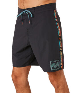 BLACK MENS CLOTHING BILLABONG BOARDSHORTS - 9595455BLK
