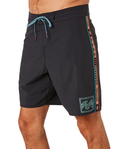 BLACK MENS CLOTHING BILLABONG BOARDSHORTS - 9595455BLK