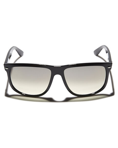 BLACK CRYSTAL GREY MENS ACCESSORIES RAY-BAN SUNGLASSES - 0RB41476060132