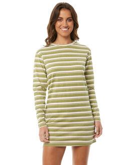 SPLIT PEA WOMENS CLOTHING BILLABONG DRESSES - 6585483SLIT
