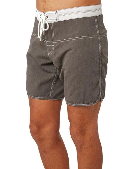 GRASSLAND MENS CLOTHING MCTAVISH BOARDSHORTS - MS-18BS-04GRASS