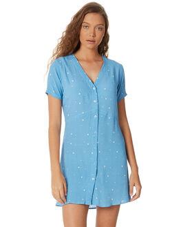 FRENCH BLUE STAR WOMENS CLOTHING RUE STIIC DRESSES - SW18-01FSFBLUS