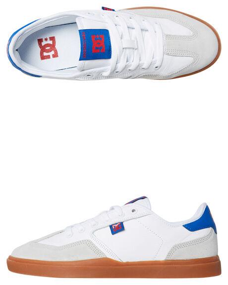 WHITE GUM MENS FOOTWEAR DC SHOES SNEAKERS - ADYS100444WG5