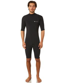 BLACK BOARDSPORTS SURF ADELIO MENS - TZLS18BLK