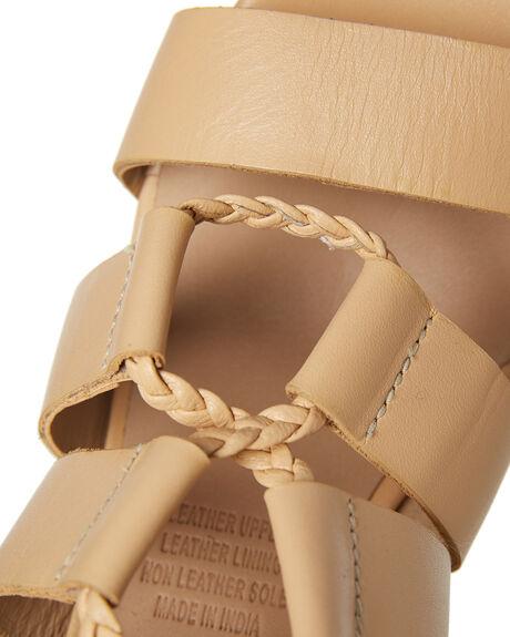 NATURAL LEATHER OUTLET WOMENS HUMAN FOOTWEAR HEELS - JOELLENALTR
