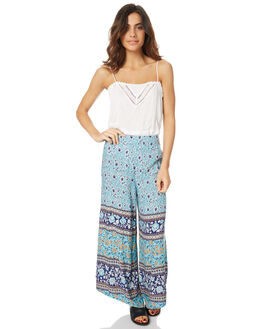 WEDGEWOOD FLORAL WOMENS CLOTHING O'NEILL PANTS - 7A7754WED