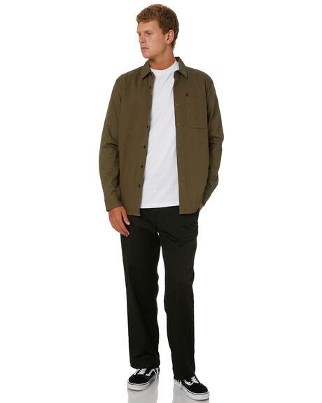 MILITARY MENS CLOTHING VOLCOM SHIRTS - A0532003MIL