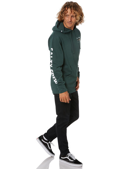 ALPINE GREEN MENS CLOTHING SALTY CREW JUMPERS - 20335093AGRN