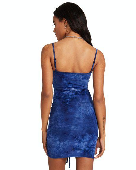 BLUE PRINT WOMENS CLOTHING NEON HART DRESSES - 35922800022