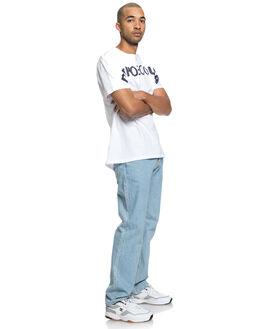 VINTAGE BLEACH MENS CLOTHING DC SHOES JEANS - EDYDP03380BLCW