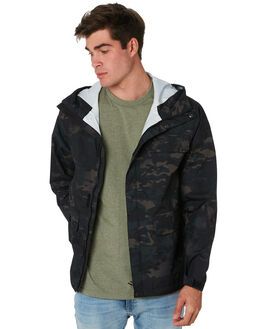 CAMO MENS CLOTHING BILLABONG JACKETS - 9595908CAMO