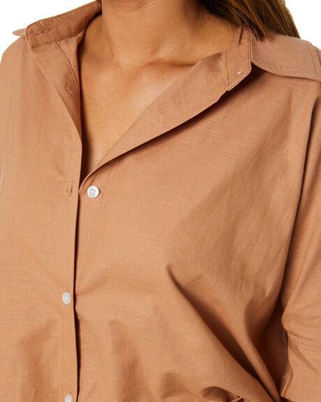 TERRACOTTA WOMENS CLOTHING SNDYS FASHION TOPS - SET202TERRA