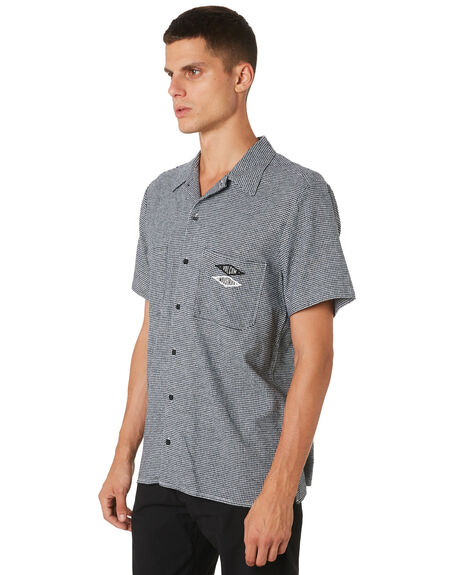 WHITE MENS CLOTHING VOLCOM SHIRTS - A0411950WHT