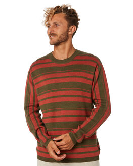 FATIGUE MENS CLOTHING THE CRITICAL SLIDE SOCIETY KNITS + CARDIGANS - KT1834FATGE