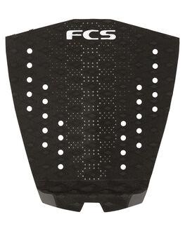 BLACK CHARCOAL SURF HARDWARE FCS TAILPADS - 26815BKCH1