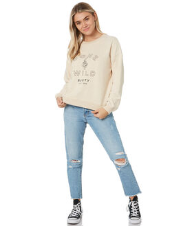 MOONLIGHT WOMENS CLOTHING RUSTY JUMPERS - FTL0727MOO