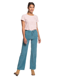 ROSETTE MARINA WOMENS CLOTHING ROXY TEES - ERJZT04641-MHW3