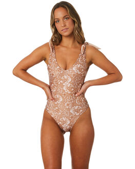 COCONUT WOMENS SWIMWEAR SAINT HELENA ONE PIECES - SH18SW601BCCNT