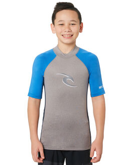 LIGHT GREY HEATHER BOARDSPORTS SURF RIP CURL BOYS - WLU8BJ3233