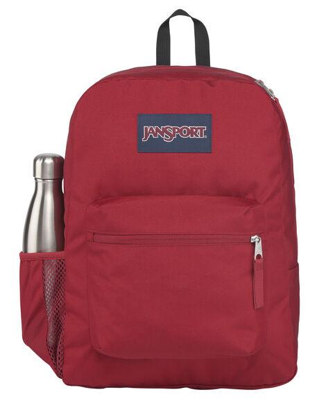 VIKING RED WOMENS ACCESSORIES JANSPORT BAGS + BACKPACKS - JS0A47LWJS9FL