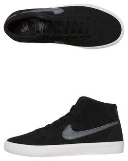 BLACK WOMENS FOOTWEAR NIKE SNEAKERS - 923112-001