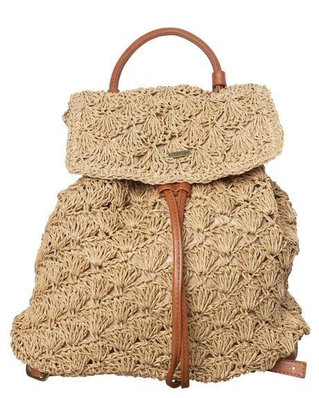 CARAMEL WOMENS ACCESSORIES RUSTY BAGS - BFL0941CAL