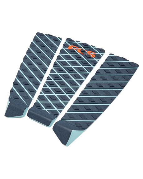 AQUA SLATE BOARDSPORTS SURF FCS TAILPADS - 26834AQSL1