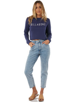 PATRIOT BLUE WOMENS CLOTHING BILLABONG JUMPERS - 6585766PAT