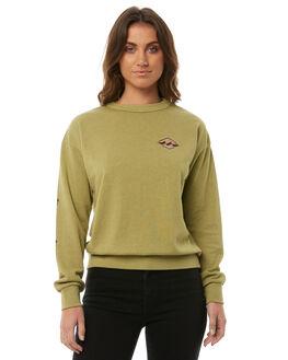 SPLIT PEA WOMENS CLOTHING BILLABONG JUMPERS - 6585748SPLIT