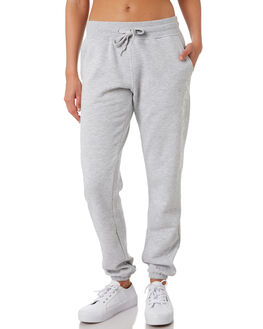 LIGHT GREY HEATHER WOMENS CLOTHING RIP CURL PANTS - GPAFA13233