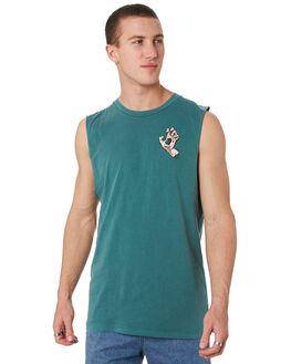 PIGMENT PARK MENS CLOTHING SANTA CRUZ SINGLETS - SC-MTD9351PIGPK