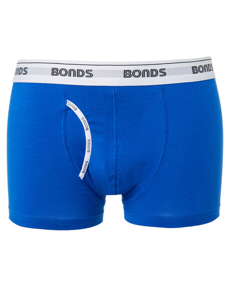 BELIZE BLUE MENS CLOTHING BONDS SOCKS + UNDERWEAR - MXMRAQFV