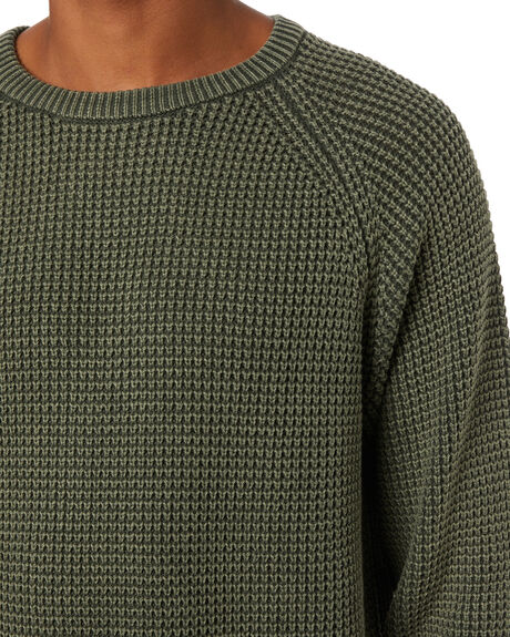 FATIGUE MENS CLOTHING MR SIMPLE KNITS + CARDIGANS - M-07-31-09FTG