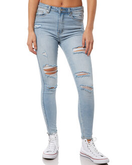CLEAR WATERS WOMENS CLOTHING ZIGGY JEANS - ZW-1466CLEA