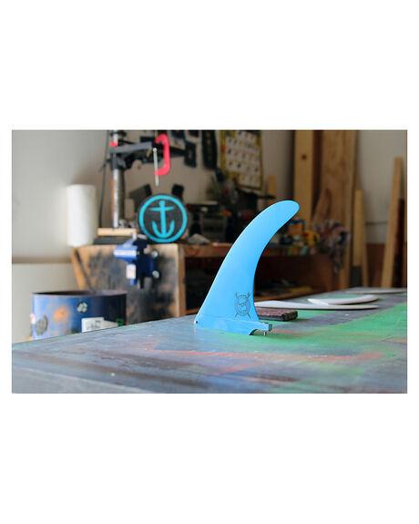 BLUE BOARDSPORTS SURF CAPTAIN FIN CO. FINS - CFF0511503BLU