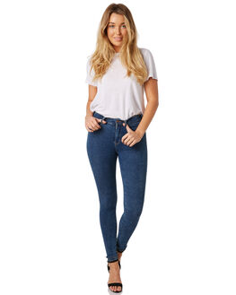 MID OCEAN BLUE WOMENS CLOTHING DR DENIM JEANS - 1510111-G55
