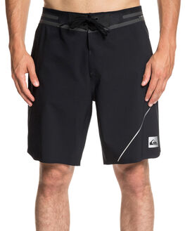 BLACK MENS CLOTHING QUIKSILVER BOARDSHORTS - EQYBS04079-KVJ0
