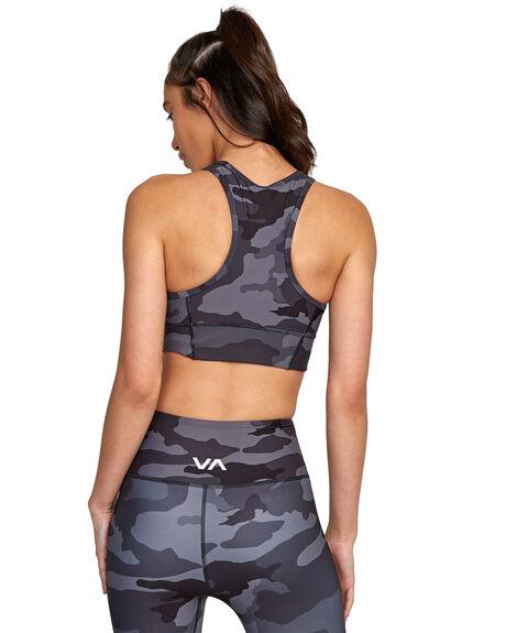 CAMO WOMENS CLOTHING RVCA ACTIVEWEAR - RV-R407871-CMO