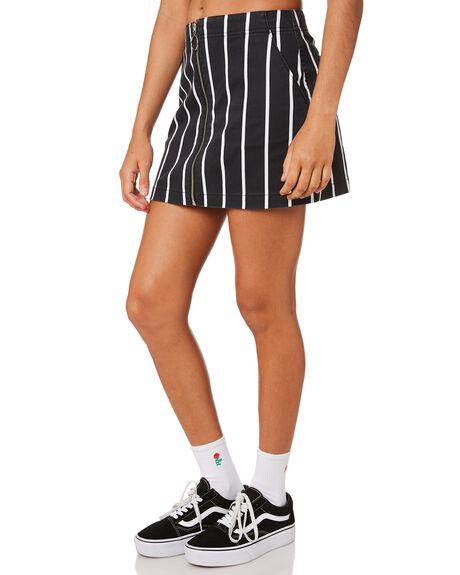 STRIPE WOMENS CLOTHING VOLCOM SKIRTS - B1431800STP