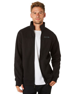 BLACK MENS CLOTHING BILLABONG JUMPERS - 9595626BLK