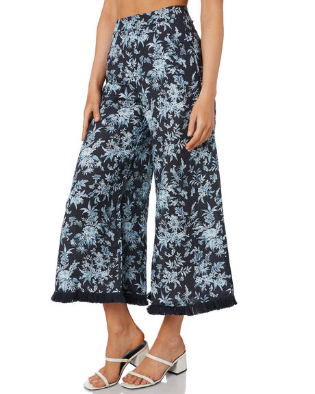 INDIGO WOMENS CLOTHING TIGERLILY PANTS - T303379IND