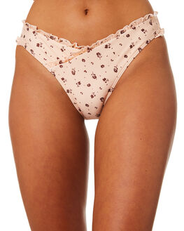MELON WOMENS SWIMWEAR PEONY SWIMWEAR BIKINI BOTTOMS - RE18-24-MEL